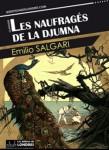 Les naufragés de la Djumna d'Emilio Salgari  Editions de Londres - Ebook Octobre 2013 Couv : Alberto Della Valle